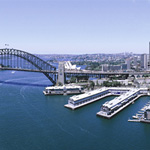 Walsh Bay Sydney Harbour